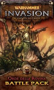 Warhammer Lcg Invasion. Orde della Rovina