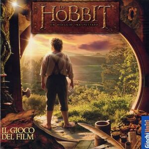 Giocattolo Lo Hobbit. Un viaggio inaspettato. Il gioco del film Giochi Uniti 0
