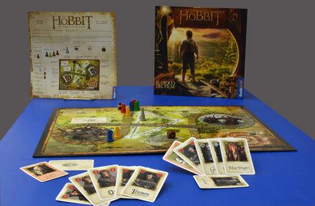 Giocattolo Lo Hobbit. Un viaggio inaspettato. Il gioco del film Giochi Uniti 1