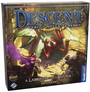 Descent. Il Labirinto delle Rovina (Espansione per Descent)