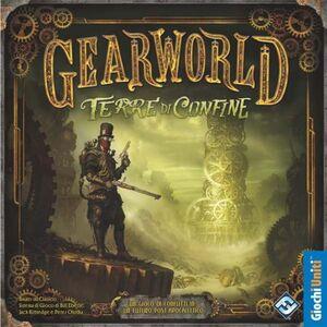 Giocattolo Gearworld. Terre di Confine Giochi Uniti