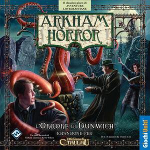 Giocattolo Arkham Horror. L'Orrore di Duinwich Reprint (Esp. Ita) Giochi Uniti