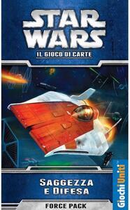 Star Wars Lcg. Saggezza e Difesa