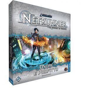 Giocattolo Android Netrunner LGC. Onore e Profitto Giochi Uniti
