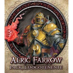 Giocattolo Descent. Luogotenente Alric Farrow (Accessorio per Descent) Giochi Uniti