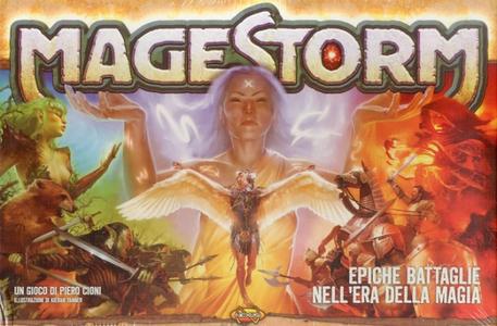 Giocattolo Magestorm. Epiche battaglie nell'era della magia Giochi Uniti 0