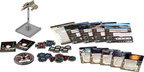 Star Wars X-WING. Caccia Ala E - 3