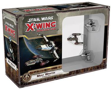 Star Wars X-WING: I ricercati - 2