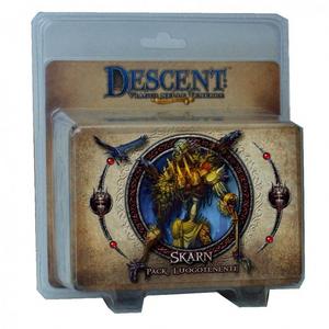 Giocattolo Descent Mini - Luogotenente Skarn Giochi Uniti 0