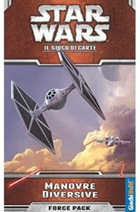 Giocattolo Star Wars Lcg. Manovre Diversive Giochi Uniti