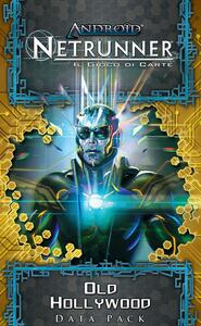 Android Netrunner Lcg Ed. Ita. Esp. Old Hollywood