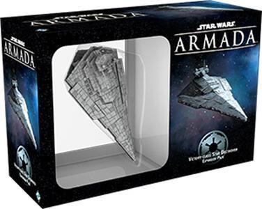 Star Wars Armada. Star Destoryer Victoy