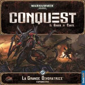 Warhammer 40.000 Conquest LCG: La Grande Divoratrice