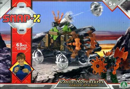 Snap-X Raptor Knight - 2