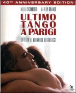 Ultimo tango a Parigi. Anniversary Edition (DVD + Blu-ray) di Bernardo Bertolucci