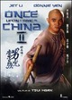 Cover Dvd Once Upon a Time in China