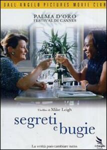 Segreti e bugie di Mike Leigh - DVD