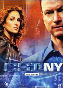 CSI: NY. Stagione 3. Vol. 1 (Serie TV ita) - DVD