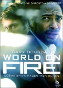 World on Fire di Raoul W. Heimrich - DVD