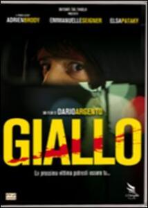 Giallo di Dario Argento - DVD
