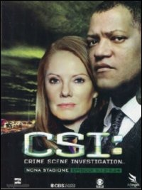 Cover Dvd CSI. Crime Scene Investigation. Stagione 9. Vol. 2