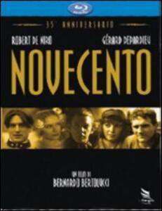 Novecento. Anniversary Edition (DVD + Blu-ray) di Bernardo Bertolucci
