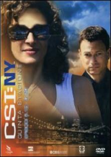 CSI: NY. Stagione 5. Vol. 2 (3 DVD) - DVD