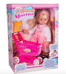 Migliorati B113. Marina Canta Cammina Supermarket Cm. 48