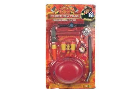 Migliorati A682. Pompieri Blister Cm.32X55