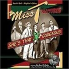 She's That Gorgeous - CD Audio di Mad Tubes,Miss T