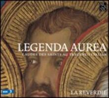 Legenda Aurea - CD Audio di La Reverdie