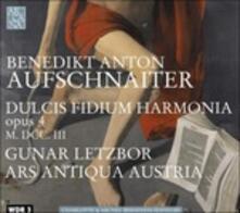 Dulcis Fidium Harmonia - CD Audio di Ars Antiqua Austria