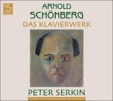 Das Klavierwerk - CD Audio di Arnold Schönberg