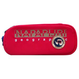 Cartoleria Astuccio ovale organizzato Napapijri North Cape. Red Pepper Napapijri