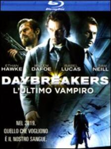 Daybreakers. L'ultimo vampiro di Michael Spierig,Peter Spierig - Blu-ray