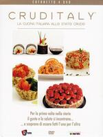 Cruditaly. La Cucina Italiana Allo Stadio Crudo (4 DVD)