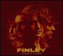 Fuoco e fiamme - CD Audio di Finley