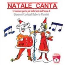 Natale canta - CD Audio di Giovanni Caviezel,Roberto Piumini