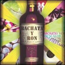 Bachata y Ron vol.3 - CD Audio