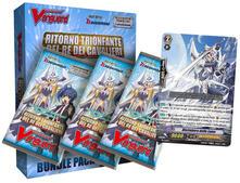Cardfight!! Vanguard. Ritorno Trionfante Del Re Dei Cavalieri Bundle Pack