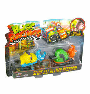 Bugs Racings. Double Blister Pack 2 Pz