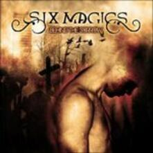 Behind the Sorrow - CD Audio di Six Magics