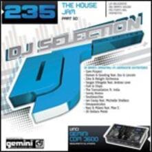 DJ Selection 235: The House Jam part 60 - CD Audio