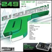 DJ Selection 249: The Best of 90's vol.25 - CD Audio