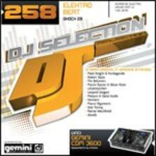 DJ Selection 258: Elektro Beat Shock 29 - CD Audio