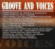 Grooves and Voices - CD Audio