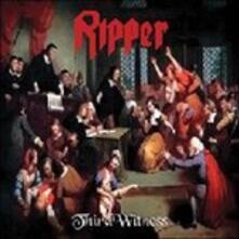 Third Witness - CD Audio di Ripper