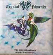 The Legend of the Two Stonedragons - Vinile LP di Crystal Phoenix