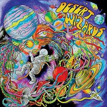 Beyond the Gates of Cosmic Kingdom - Vinile LP di Desert Wizards