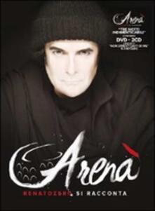 Arenà. Renato Zero si racconta ( + Gadget) - CD Audio + DVD di Renato Zero